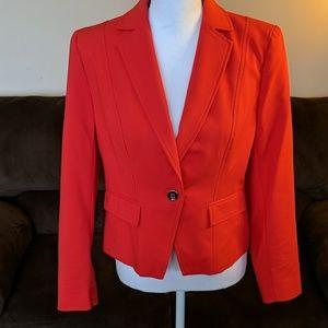 NY&Co Solid Suit Jacket Blazer